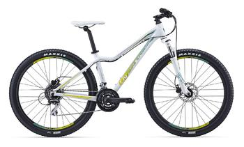 Велосипед MTB Giant Tempt 4 White (2016)