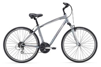 Городской велосипед Giant Cypress DX Dark Gray (2016)