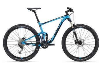 Двухподвес Giant Anthem 27.5 3 BLUE (2016)