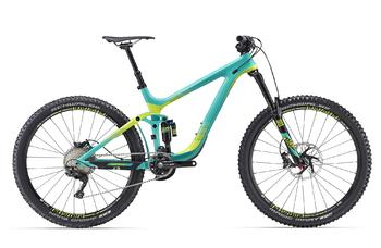 Двухподвес Giant Reign Advanced 27.5 1 GREEN (2016)