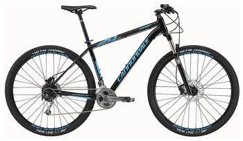 Велосипед MTB Cannondale  27.5 TRAIL 3 Black  (2015)