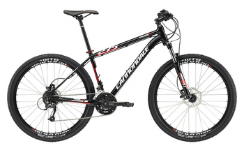Велосипед MTB Cannondale 27.5 Trail 5 Black (2015)