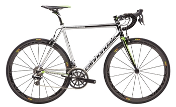 Шоссейный велосипед Cannondale Supersix EVO Hi-Mod Dura Ace 2 Grey (2016)