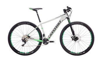 Велосипед MTB Cannondale 27.5 F-Si 1 Primer Grey (2016)