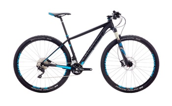 Велосипед MTB Cannondale 27.5 F-Si 2 Matt Black (2016)