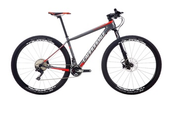 Велосипед MTB Cannondale 27.5 F-Si Carbon 3 Grey (2016)