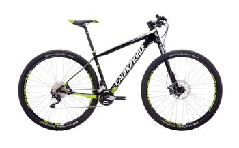 Велосипед MTB Cannondale 27.5 F-Si Carbon 4 Rep (2016)