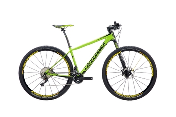 Велосипед MTB Cannondale 29 F-Si Carbon 1 Green (2016)