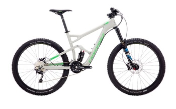 Двухподвес Cannondale 27.5 Jekyll 4 Grey (2016)