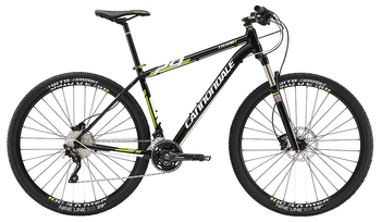Велосипед MTB Cannondale 27.5 Trail 1 Black (2015)