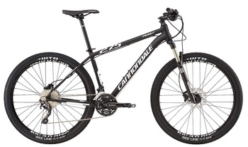 Велосипед MTB Cannondale 27.5 Trail 2 BBQ (2016)
