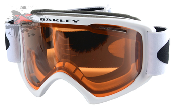 Маска Oakley 02 XL Matte White/Persimmon (2016)