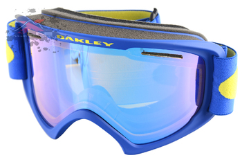 Маска Oakley 02 XL SAPHIRE BLUE / H.I. YELLOW (2016)
