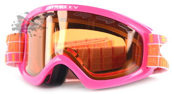 Маска Oakley 02 XS Bright Rose Icon Blks / Persimmon (2016)