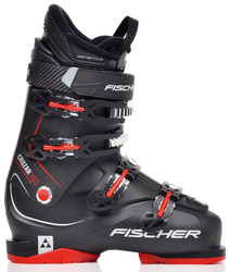 Горнолыжные ботинки Fischer Cruzar X 8.5 Thermoshape Black/Black/Red (2017)