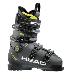 Горнолыжные ботинки HEAD Advant Edge 85 Anthracite/black-neon yellow (2018)