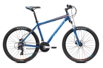 Велосипед MTB Cronus Coupe 3.0 27.5 Blue (2018)
