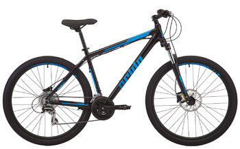 Велосипед MTB Pride Marvel 7.3 Black (2018)