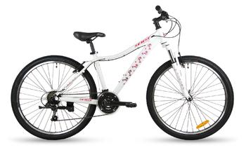 Горный велосипед SENSE MISS 26 White/pink/silver (2018)