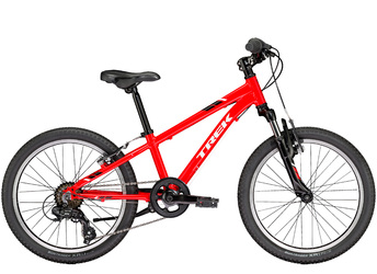 Детский велосипед Trek Precaliber 20 6Sp Boys Viper Red (2018)