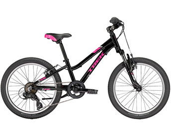 Детский велосипед Trek Precaliber 20 6Sp Girls Trek Black (2018)