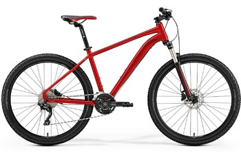Велосипед MTB Merida Big.Seven 80-D SilkRed(DarkRed) (2019)